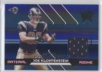 Joe Klopfenstein #/249