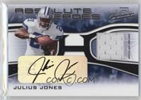Julius Jones #6/25