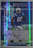 Marvin Harrison [Noted] #/10