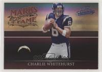 Charlie Whitehurst #/25