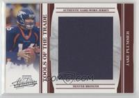 Jake Plummer [Noted] #/50