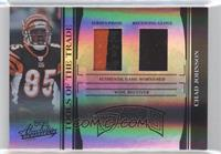 Chad Johnson [Noted] #/8