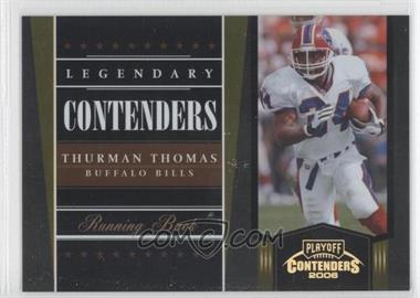 2006 Playoff Contenders - Legendary Contenders - Gold #LC-22 - Thurman Thomas /250