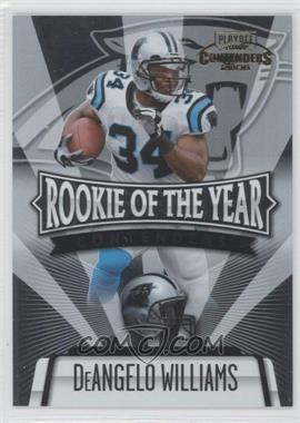 2006 Playoff Contenders - Rookie of the Year Contenders #ROY-12 - DeAngelo Williams /1000