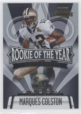 2006 Playoff Contenders - Rookie of the Year Contenders #ROY-17 - Marques Colston /1000