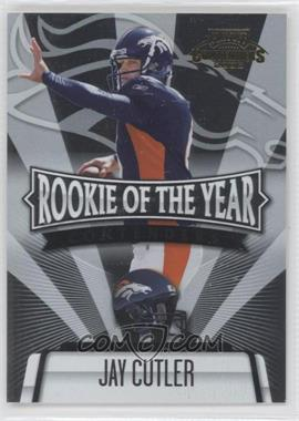 2006 Playoff Contenders - Rookie of the Year Contenders #ROY-6 - Jay Cutler /1000