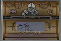 Marvin Harrison [Noted] #/15