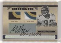 Rookie Combo Materials Prime Signatures - Maurice Jones-Drew #/30