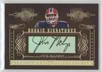 Rookie Signatures - John McCargo #23/52