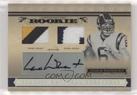 Rookie Combo Materials Prime Signatures - Charlie Whitehurst #/99