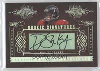 Rookie Signatures - D.J. Shockley #/200