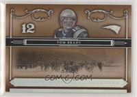Tom Brady #/125