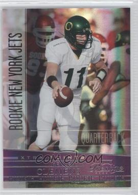 2006 Playoff Prestige - [Base] - Xtra Points Purple #210 - Kellen Clemens /75