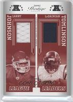 LaDainian Tomlinson, Larry Johnson #/250
