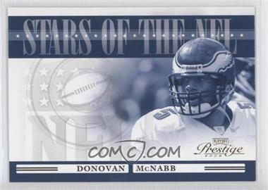2006 Playoff Prestige - Stars of the NFL #NFL-12 - Donovan McNabb