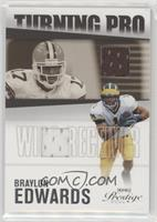 Braylon Edwards [Noted] #/250