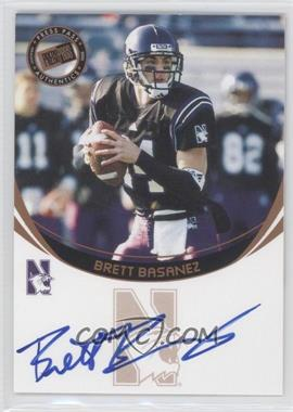 2006 Press Pass - Autographs - Bronze #BRBA - Brett Basanez