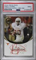 Vince Young /100 [PSA 9]
