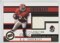 D.J. Shockley #/199