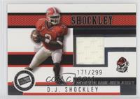 D.J. Shockley [NoneNoted] #/299