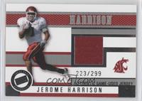 Jerome Harrison #/299