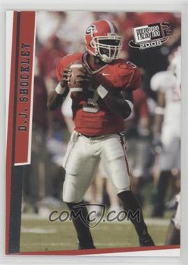 2006 Press Pass SE - [Base] #29 - D.J. Shockley