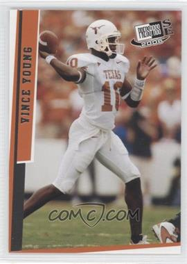 2006 Press Pass SE - [Base] #39 - Vince Young