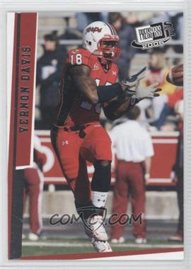2006 Press Pass SE - [Base] #7 - Vernon Davis