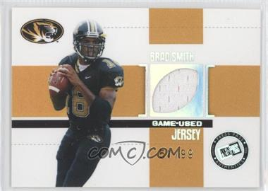 2006 Press Pass SE - Game-Used - Holofoil #JC/BS - Brad Smith /99