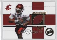 Jerome Harrison #/199