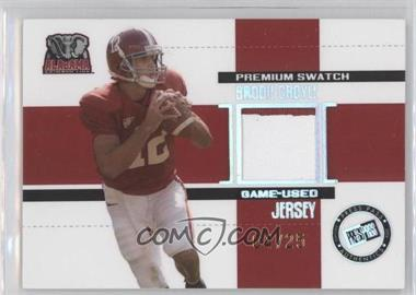 2006 Press Pass SE - Game Used Jerseys - Premium #JC/BC - Brodie Croyle /25