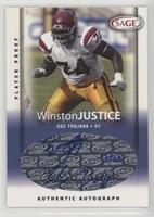 Winston Justice /20