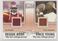 Reggie Bush, Vince Young