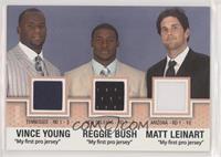 Vince Young, Reggie Bush, Matt Leinart