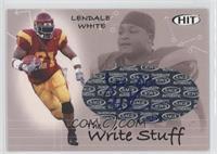 LenDale White #/25