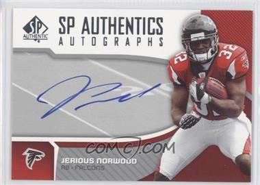 2006 SP Authentic - Autographs #SP-JN - Jerious Norwood