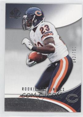 2006 SP Authentic - [Base] #100 - Devin Hester /750