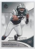 Rookie Authentics - Anthony Schlegel #/1,399