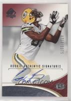 Rookie Authentic Signatures - Cory Rodgers #/1,175