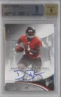 Rookie Authentic Signatures - D.J. Shockley [BGS9MINT] #/1,175