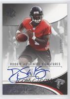 Rookie Authentic Signatures - D.J. Shockley #/1,175