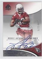 Rookie Authentic Signatures - Leonard Pope #/1,175