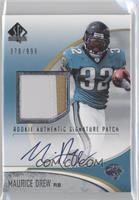 Rookie Authentic Signature Patch - Maurice Jones-Drew #/999