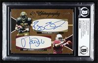 Reggie Bush, Matt Leinart [BGS Authentic] #/50