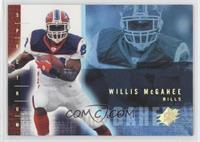 Willis McGahee #/25