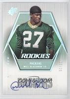 Will Blackmon #/25