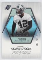 Rookies - James Anderson #/1,299