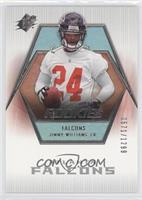 Rookies - Jimmy F. Williams #/1,299
