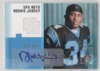 Autographed Rookie Jersey - DeAngelo Williams #/399