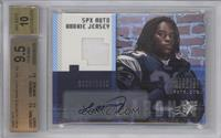 Autographed Rookie Jersey - Laurence Maroney [BGS9.5GEMMINT] …